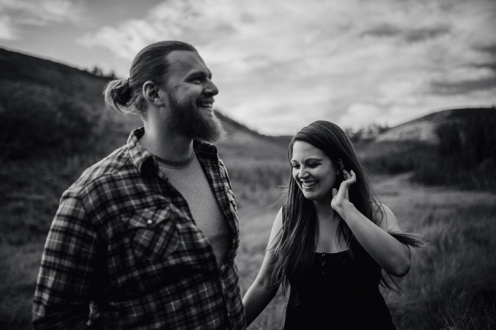 The Leddas Wedding Photography: Cochrane Engagement