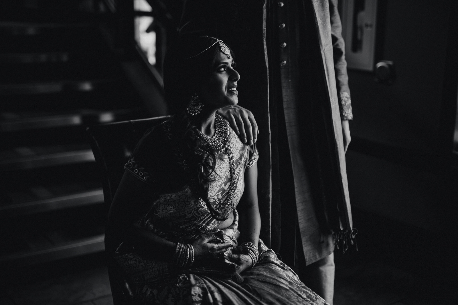 The Leddas Wedding Photography - Kritika & Tate: Calgary Wedding